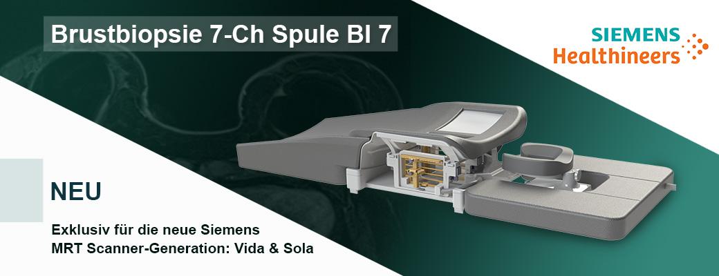 Brustbiopsie Spule BI 7